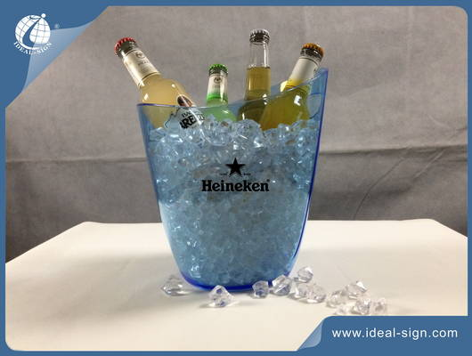 plastic beverage tubs
