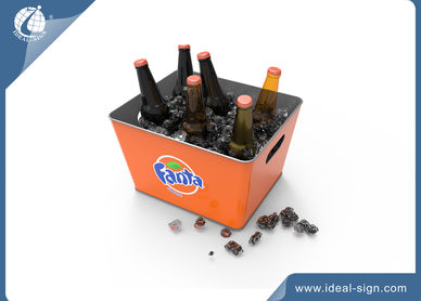 Metal Beer Ice Buckets