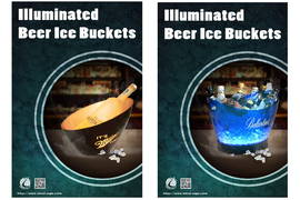 New Design Ice Buckets Series