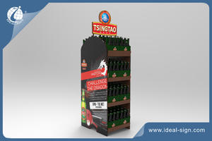 High-capacity Beer/wine/liquor Stand