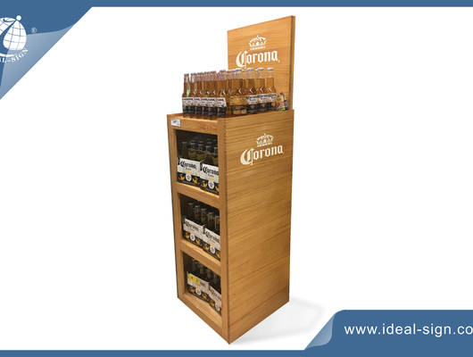 bottiglia display rack