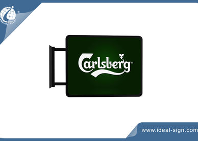 Carlsberg Bar Signs