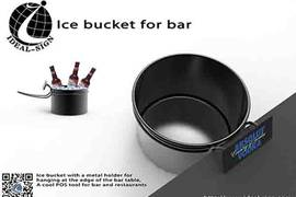 ice bucket for bar