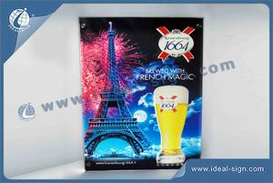 16 '' * 11 '' Despaerados Acrylique Super Slim LED Sign Light Box