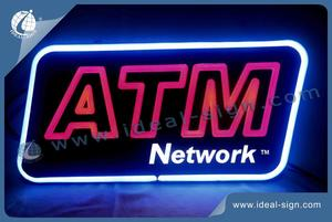 ATM LED Faux Neon Signs
