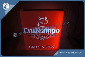 Customized Wall Mounted Outdoor Pub Signs Used For Promotion And Advertising