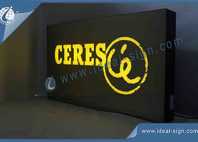 custom lighted business signs
