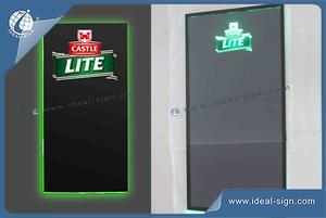 China supplier for illuminate writing signs custom led menu board