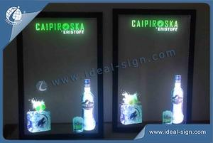 OEM/ODM Fluorescent Led Writing Blackboard / Pub Chalkboards