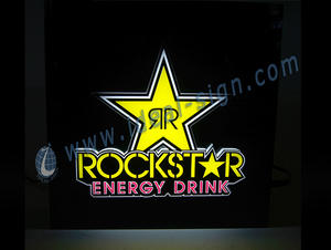 Personalized business signs indoor custom led signs beer bar signs shop signs