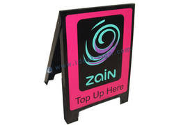 Customize Marketing Plastic Writing Board 40X60cm