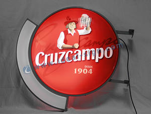 Vacuum Led personalizzato Forming Light Box