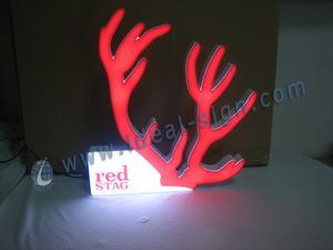Forma Ramificazione Segni Indoor LED / acrilico Box LED
