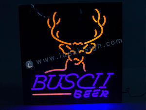 Personalized Silicon Neon Led Sign gros