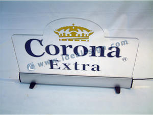 visor LED extra Corona