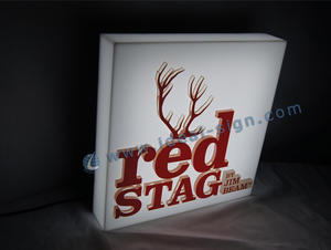 China exporter of personalized indoor led signs acrylic light up signs