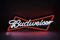 Budweiser Beer PVC LED Optical Neon Signs Circuit Board and Frame ABS moldado por injeção