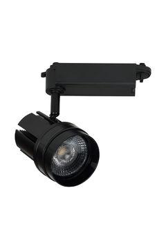 Китай горячей продажи 10W 18W 24W 30W 40W COB светодиодные коммерческий свет следа корпуса поставщика