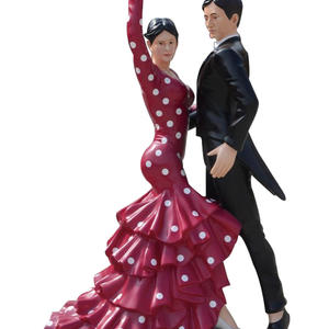 fiberglass life size human cartoon statues for sale