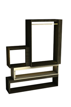 Custom retail store showcase display cabinets cases counter