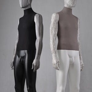 full body fabric mannequin men dummy