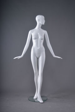 custom made decorative fiberglass poseable type of sexy lingerie mannequin mold for boutique