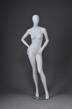 178cm height abstract high quality glossy ladies nude female full body mannequins sale for clothes