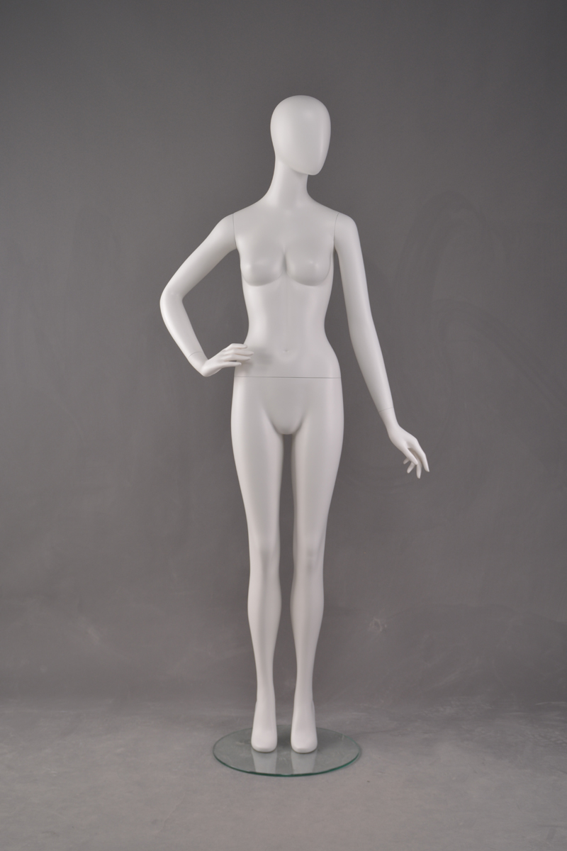 German manikin woman egg head walking female body suit mannequin display cheap in boutique stores