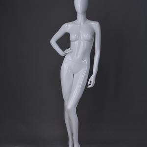 hoge hak schoen lang vrouwelijke mannequin scherm