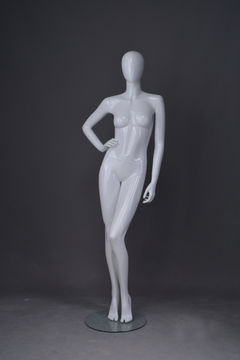 lifelike fancy fit full body sexy big boobs vintage high heel shoe tall female mannequin display