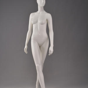 Wholesale women clothing fitting showcase dummy resin female form mannequin for display