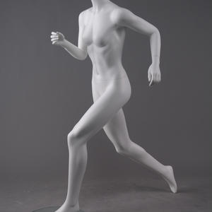 Athletic sports running mannequin
