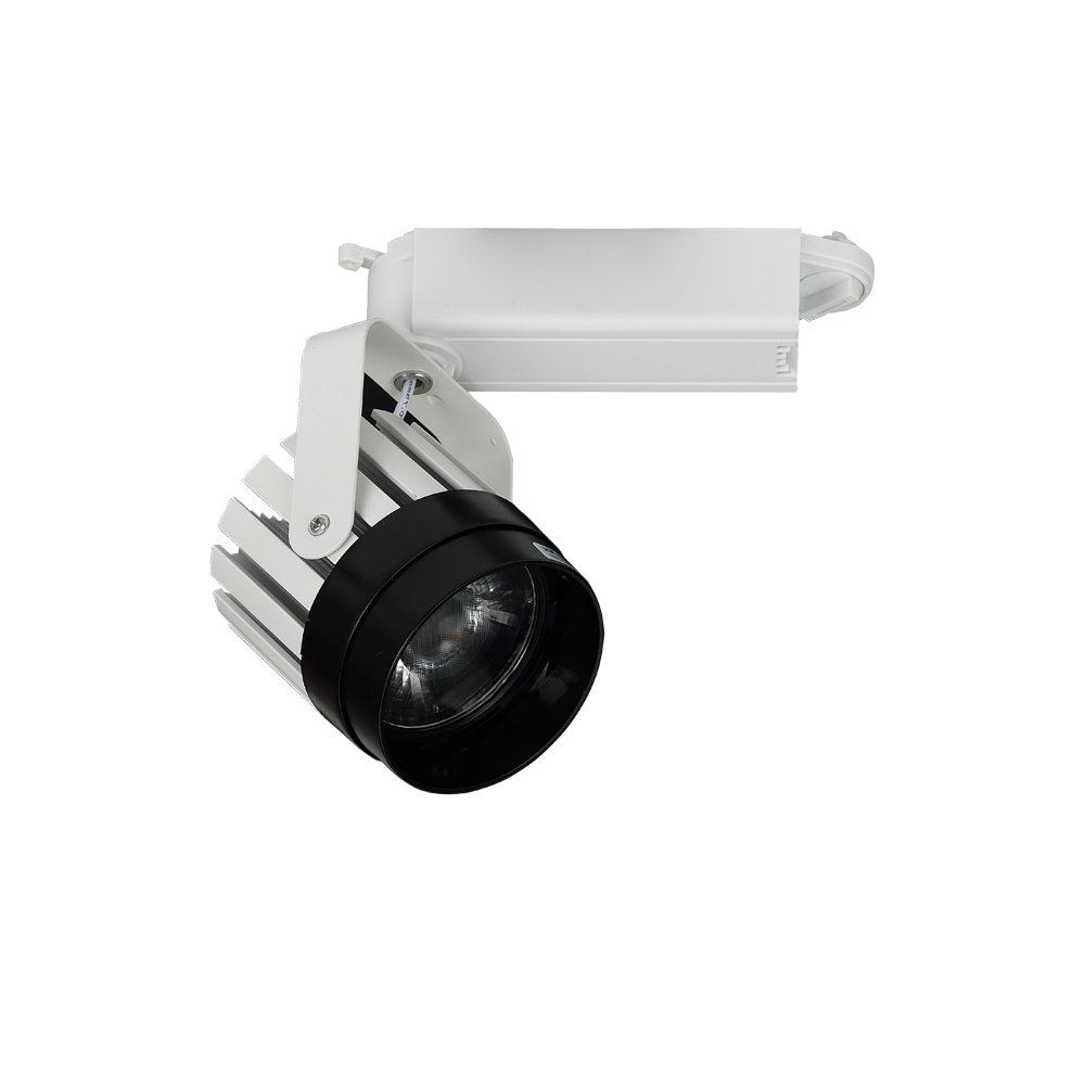 10W 18W 24W 30W cob led commercial track light housing supplier(TK035,shop lighting fixtures)