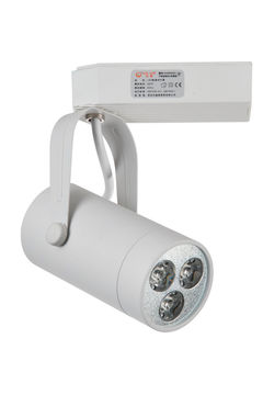 10W 18W 24W 30W 40W cob led commercial track light housing supplier(TK052,led lights)