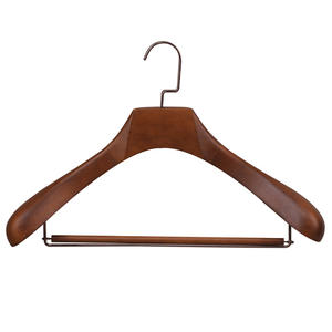 coat hangers wooden wholesale