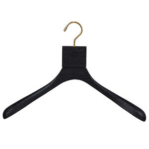 Dark Wood Hangers wholesale