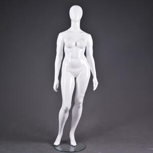 High gloss XXL large plus size fat female women mannequin (PS-2,plus size mannequin torso)