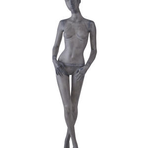 fiber glass abstract female posing mannequin,fiberglass mannequin for sale