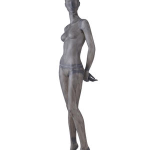 fiber glass abstract female posing mannequin,abstract mannequins for sale