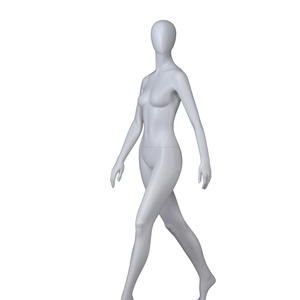 abstract glossy body mannequin for clothes,female torso mannequin for sale