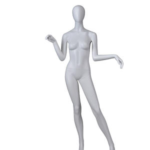 abstract glossy body mannequin for clothes,female manikin