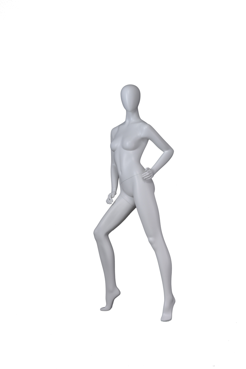 178cm height abstract high quality glossy ladies nude female full body mannequins sale for clothes(cheap female mannequins NF-3)