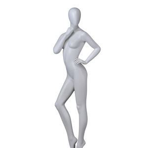abstract glossy body mannequin for clothes,store mannequins for sale
