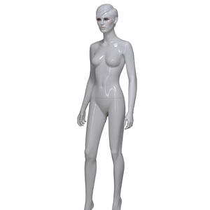 Makeup realistic sexy female mannequin lady,custom female mannequins