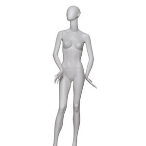 fiberglass abstract female egg head gray mannequin,hot sale mannequins