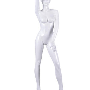 life size glossy female mannequin full body display set,fashion dummy for sale