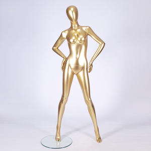 golden sexy underwear female mannequin for bra,poseable mannequin