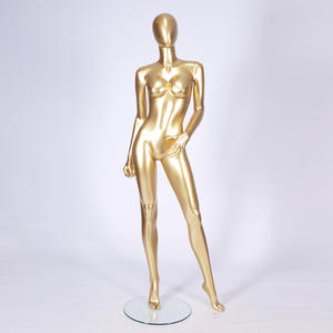 golden sexy underwear female mannequin for bra,flexible mannequin