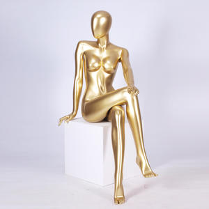 golden sexy underwear female mannequin for bra,female mannequin bust