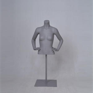 half body sex female mannequin torso,maternity mannequin